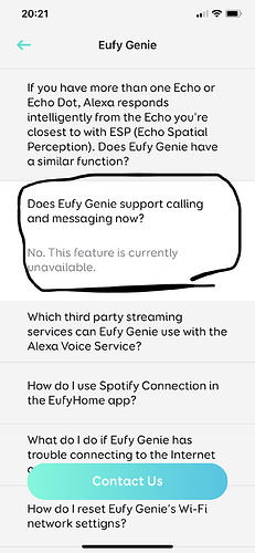 Calling is now available - General & Product Discussion