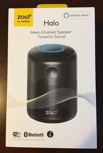 ZOLO Halo Smart Speaker with Amazon Alexa (Review
