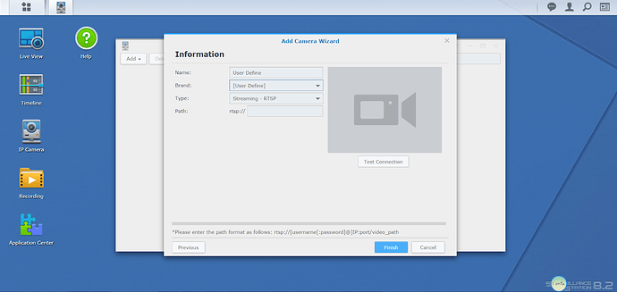 How to setup RTSP on eufyCam to stream video to your compatible NAS