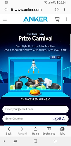 Step Right Up to the Black Friday Prize Carnival! - Deals