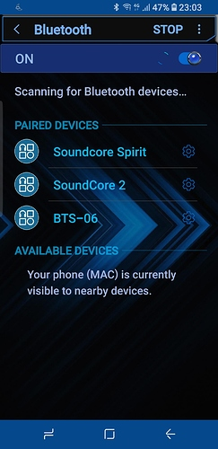 SoundCore 2 Issues with Bluetooth Pairing/Switching devices