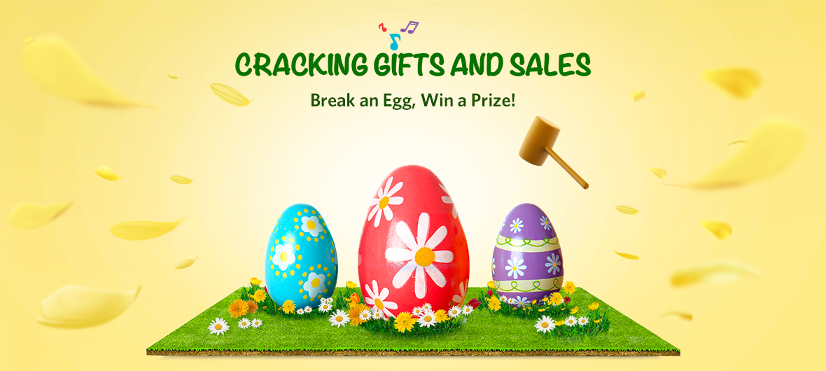 Easter giveaway cracking gifts and sales blog community easter giveaway cracking gifts and sales blog negle Choice Image