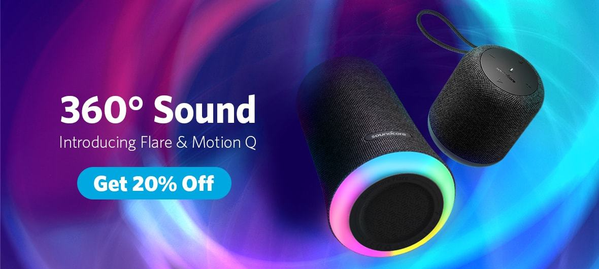 Introducing Motion Q and Flare! - Deals & Giveaways - Anker Community