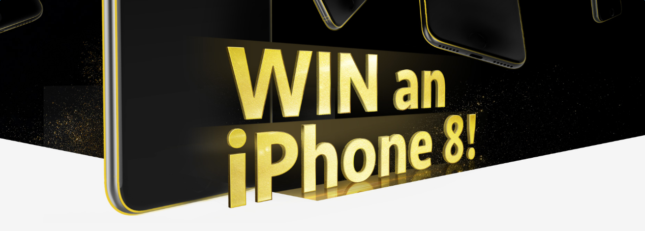 how to win iphone online