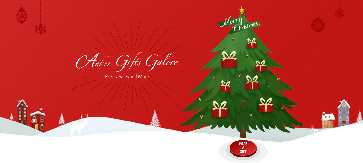 Anker Christmas Gifts, Sales and More (US, UK, Canada and Germany ...