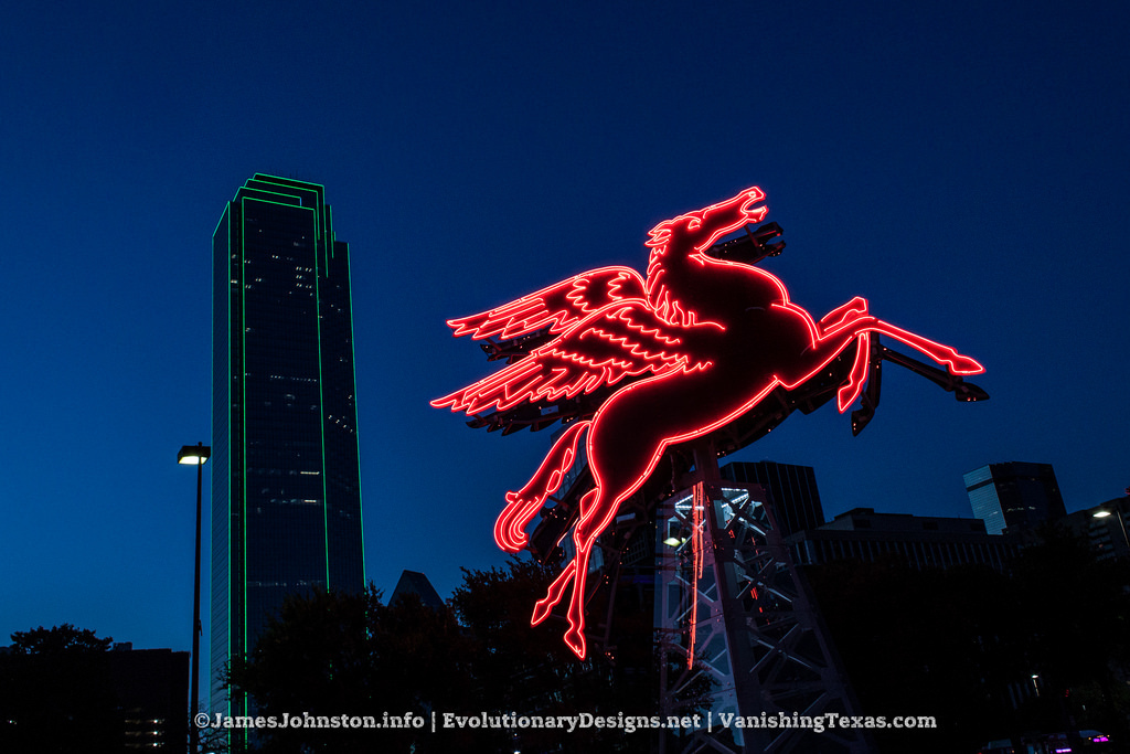 The Red Pegus - Downtown Dallas