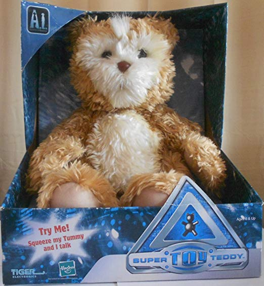 A.I. Artificial Intellilgence Super Toy Teddy 15 Inch Larger Version