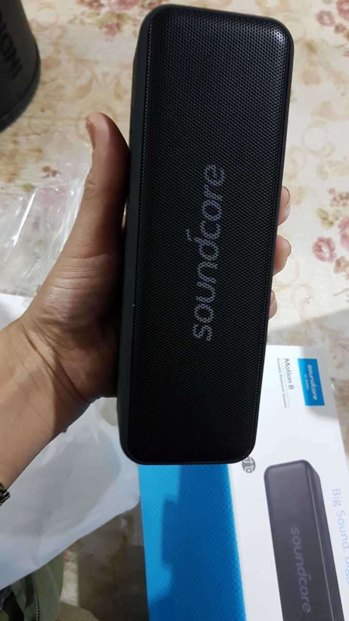 Soundcore Motion B Portable Bluetooth Speaker REVIEW - Product